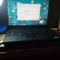 laptop dell latitude e 5500