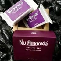 Nu Amoorea Beauty Bar 25 Gr Sabun Wajah Alami Dan Original