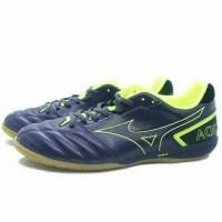 Berkualitas Sepatu Futsal Mizuno Monarcida Sala Pro In Graphite Yellow