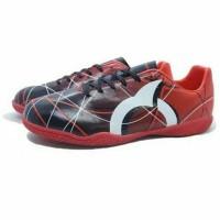 Promo Bulan Ini Sepatu Futsal Ortuseight Ventura In Red Black White