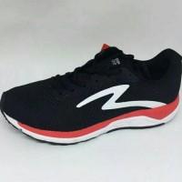 Gilaa!!! Sepatu Running Specs Dual Enduro Black Emperor Red White