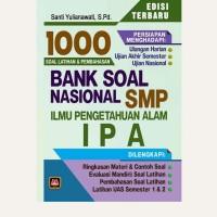 BANK SOAL NASIONAL IPA SMP – 1000 SOAL DAN PEMBAHASAN