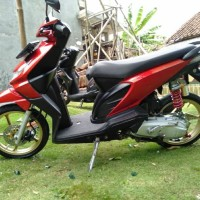 KARPET MOTOR HONDA BEAT KARBU BEST SELLER