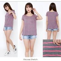 HNM DIVIDED Jersey Tee Baju Atasan Kaos Branded Murah