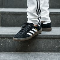 Sepatu Casual Adidas Handball Spezial Black White Original 100% BNIB!