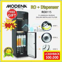 Modena IGIENICO RO 8115 Reverse Osmosis Water Purifier Touch Screen