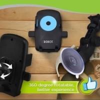 Car Holder Mobil Docking Robot RT-CH11 360 Stand Bracket HP GPS