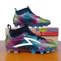 NEW Sepatu Bola Anak Specs Barricada Ultra Jr Ft Ultra Violet Soccer