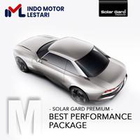 Kaca Film Full Solar Gard Premium Best Performance Kategori Sedang / M