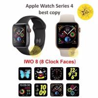 iwo 8 - Best clone apple Watch iwatch 42mm - Rosegold