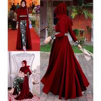 Busana wanita Baju setelan Batik Kebaya Pernikahan Atasan Bawahan
