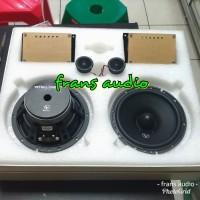 Speaker Venom Intelligent VI6.4 Split 2way component set VI-6.4