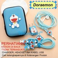 Pelindung kabel Charger Headset SET Cable Protector Cartoon Karakter