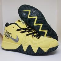 Sepatu Basket Nike Kyrie Irving 4 Yellow One Man Murah