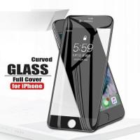 TEMPERED GLASS 5D IPHONE 7 Plus FULL LEM anti gores full cover layar