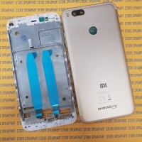 Housing Casing Backdoor   Frame Xiaomi Xiomi MiA1 Mi A1 Fullset Bezel