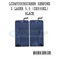 LCD + TOUCHSCREEN ASUS ZENFONE 2 LASER 5,5 (Z00LDD) BLACK
