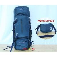 Tas Gunung Carrier Avtech Levuca 60 L Free Waist Bag