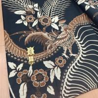 Kain Batik Solo Print Bahan Katun Halus #560 motif ayam jago