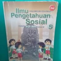 Buku SD IPS BSE Kelas 5 - ENDANG S