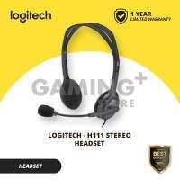 Logitech H111 / H 111 Stereo Headset