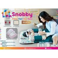 Kasur bayi kelambu Snobby zoo series TPK 3091 - TPK 3092