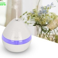 Air Mist Humidifier Aroma Terapi Diffuser Essential oil Ultrasonic LED