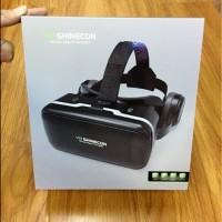 Original VR Box Shinecon 6.0 Headset Version Google Cardboard Black