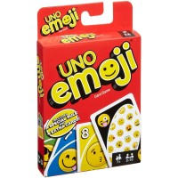 Uno Emoji Card Game ( Original ) - Toko Board Game - TBG