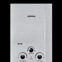 Super Promo Gas Water Heater Modena Gi-6S .6 Liter.Menit. Murah