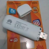 TERBARU Modem USB HUAWEI E3372 4G LTE 150Mbps Original