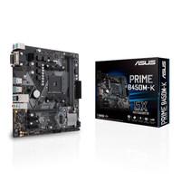 Asus Prime B450M-K - [Socket AM4, B450, DDR4, USB3.1, SATA3]
