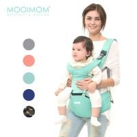 MOOIMOM Lightweight Hipseat Carrier Gendongan Bayi