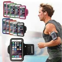 Universal Sport Armband Case Ukuran L Untuk BB Samsung Arm Band