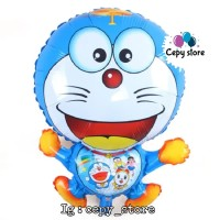 Balon Foil Plastik Doraemon / Balon Doraemon Plastik