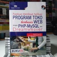 Panduan Membuat Aplikasi Program Toko berbasis WEB dengan PHP-MySQL