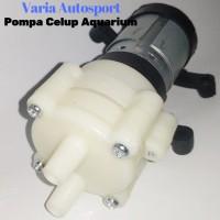 Pompa Air Celup Aquarium Mini A1 DC