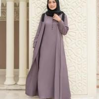 Baju Gamis Syari Wanita Terbaru Shiya Dress Jumbo / Gamis Termurah