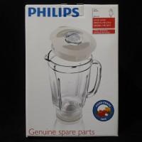 Gelas Kaca Blender/Glass Jar Philips(HR-2115&HR-2116&HR-2061&HR-2071