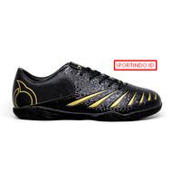 Sepatu Futsal Ortuseight Blitz IN - Black Gold