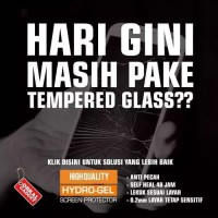 HYDROGEL SAMSUNG TAB A8 2019 P200 P205 ANTI GORES Non Tempered Glass