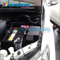 Aksesoris Variasi Hood damper skok kap mesin Nippon Pajero Sport 09-15
