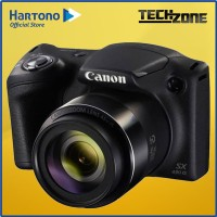 CANON - COMPACT CAMERA POWERSHOT SX430 PSSX430BK_DTS