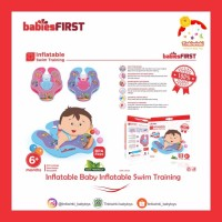 Pelampung renang untuk Bayi   Babiesfirst Inflatable Swim Training -
