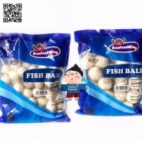 Seafood King Bakso Ikan- Fish Ball 500g