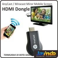 Wireless HDMI Dongle Anycast / Miracast M100 Mirror HP to TV