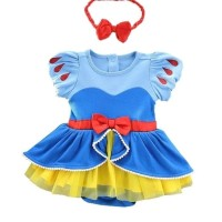baju bayi dress anak perempuan kostum disney princess cinderella