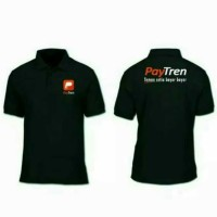 Kaos Kerah - Baju Polo shirt PAYTREN Terpopuler Keren