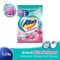 ATTACK Plus Softener 1200 gr