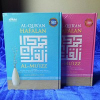 Alquran Hafalan Terjemah Al-Muizz uk A5 Al Quran Almuizz Almuiz Alhuda